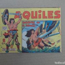 Livros de Banda Desenhada: AQUILES N º 19 EDITORIAL MAGA SEGRELLES ORIGINAL. Lote 232673930