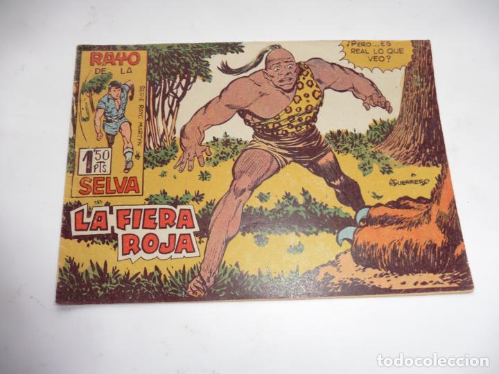 RAYO DE LA SELVA Nº20 MAGA ORIGINAL (Tebeos y Comics - Maga - Rayo de la Selva)