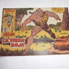 Tebeos: RAYO DE LA SELVA Nº20 MAGA ORIGINAL. Lote 232715915