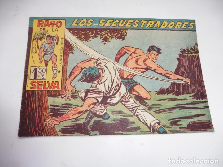 RAYO DE LA SELVA Nº30 MAGA ORIGINAL (Tebeos y Comics - Maga - Rayo de la Selva)