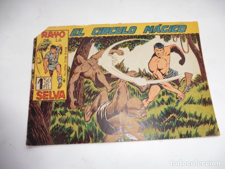 RAYO DE LA SELVA Nº33 MAGA ORIGINAL (Tebeos y Comics - Maga - Rayo de la Selva)