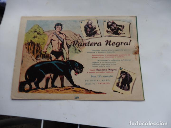 Tebeos: PACHO DINAMITA Nº 119 MAGA POR ABRIR ORIGINAL - Foto 2 - 232717860