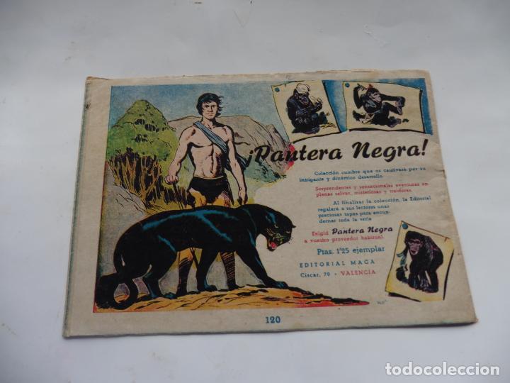 Tebeos: PANCHO DINAMIATA Nº 120 MAGA ORIGINAL - Foto 2 - 232718125