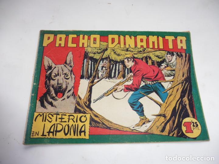 PANCHO DINAMIATA Nº 120 MAGA ORIGINAL (Tebeos y Comics - Maga - Pacho Dinamita)