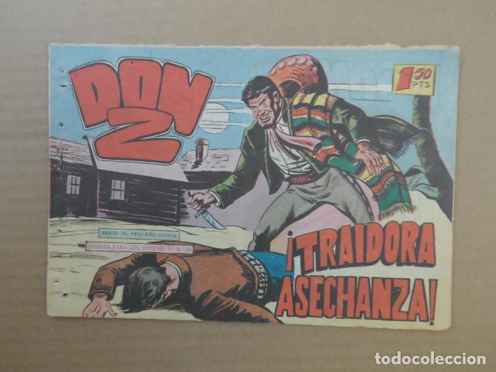 DON Z Nº 24 EDITORIAL MAGA 1960 ORIGINAL (Tebeos y Comics - Maga - Don Z)