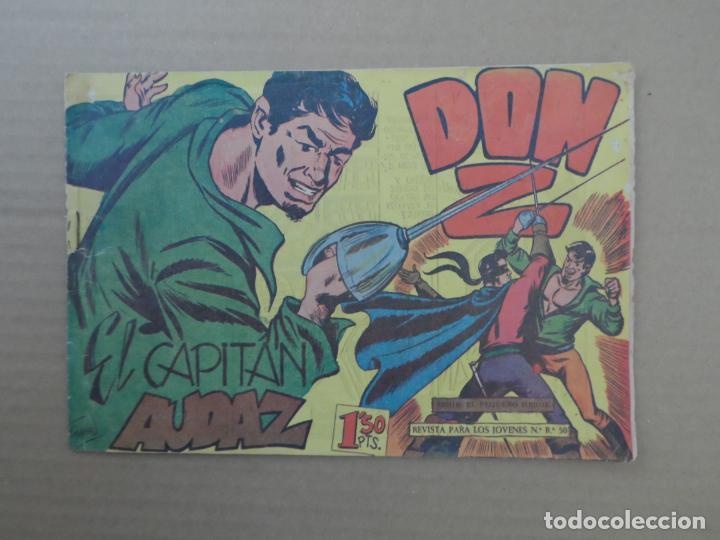 DON Z Nº 15 EDITORIAL MAGA 1960 ORIGINAL (Tebeos y Comics - Maga - Don Z)