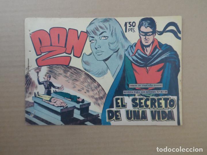 DON Z Nº 11 EDITORIAL MAGA 1960 ORIGINAL (Tebeos y Comics - Maga - Don Z)