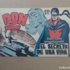 Tebeos: DON Z Nº 11 EDITORIAL MAGA 1960 ORIGINAL. Lote 232949910