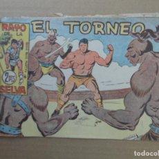Tebeos: EL RAYO DE LA SELVA Nº 73 EDITORIAL MAGA 1960 ORIGINAL. Lote 233206605