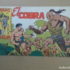 Tebeos: EL RAYO DE LA SELVA Nº 41 EDITORIAL MAGA 1960 ORIGINAL. Lote 233206680