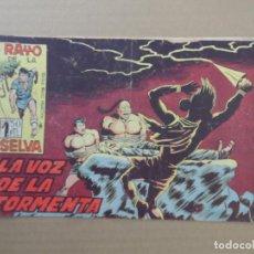 Tebeos: EL RAYO DE LA SELVA Nº 36 EDITORIAL MAGA 1960 ORIGINAL. Lote 233206815