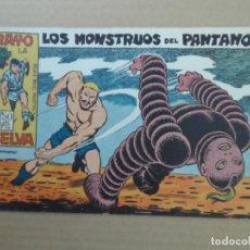 Tebeos: EL RAYO DE LA SELVA Nº 27 EDITORIAL MAGA 1960 ORIGINAL. Lote 233207190