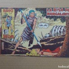 Tebeos: EL RAYO DE LA SELVA Nº 19 EDITORIAL MAGA 1960 ORIGINAL. Lote 233207445
