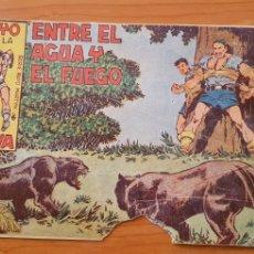 Tebeos: EL RAYO DE LA SELVA Nº 15 EDITORIAL MAGA 1960 ORIGINAL. Lote 233207515