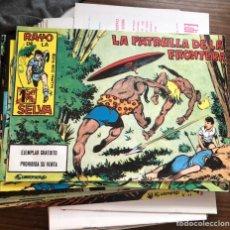 Tebeos: RAYO DE LA SELVA. COMPLETA EN DOS BONITOS ESTUCHES. REEDICIÓN COMO NUEVA. EDITORIAL MAGA.. Lote 233541910