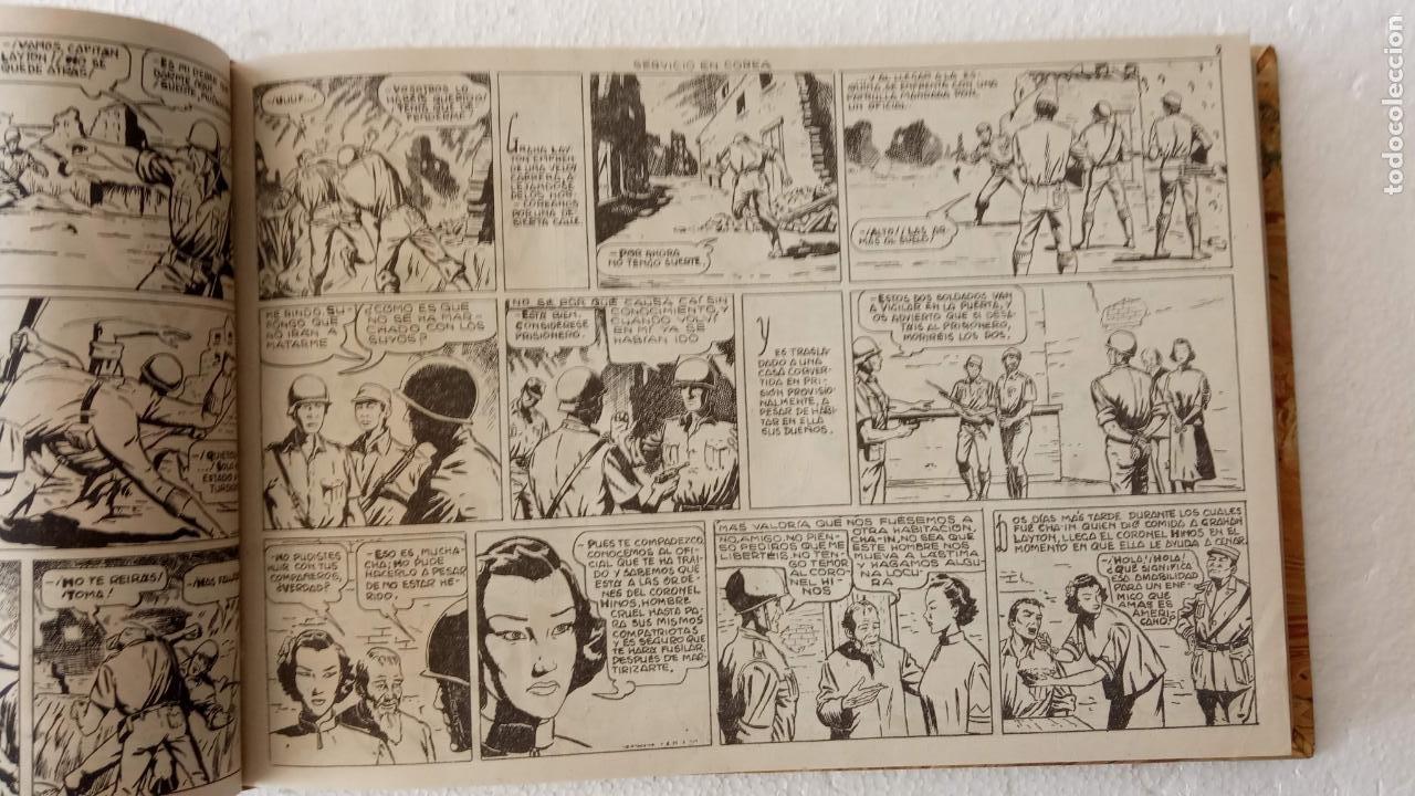 Tebeos: EL ESPÍA ORIGINAL 1952 MAGA COMPLETA, POR JOSÉ ORTIZ, VICENTE RAMOS ETC. - Foto 11 - 233836050