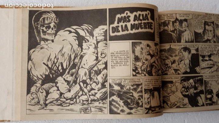 Tebeos: EL ESPÍA ORIGINAL 1952 MAGA COMPLETA, POR JOSÉ ORTIZ, VICENTE RAMOS ETC. - Foto 32 - 233836050