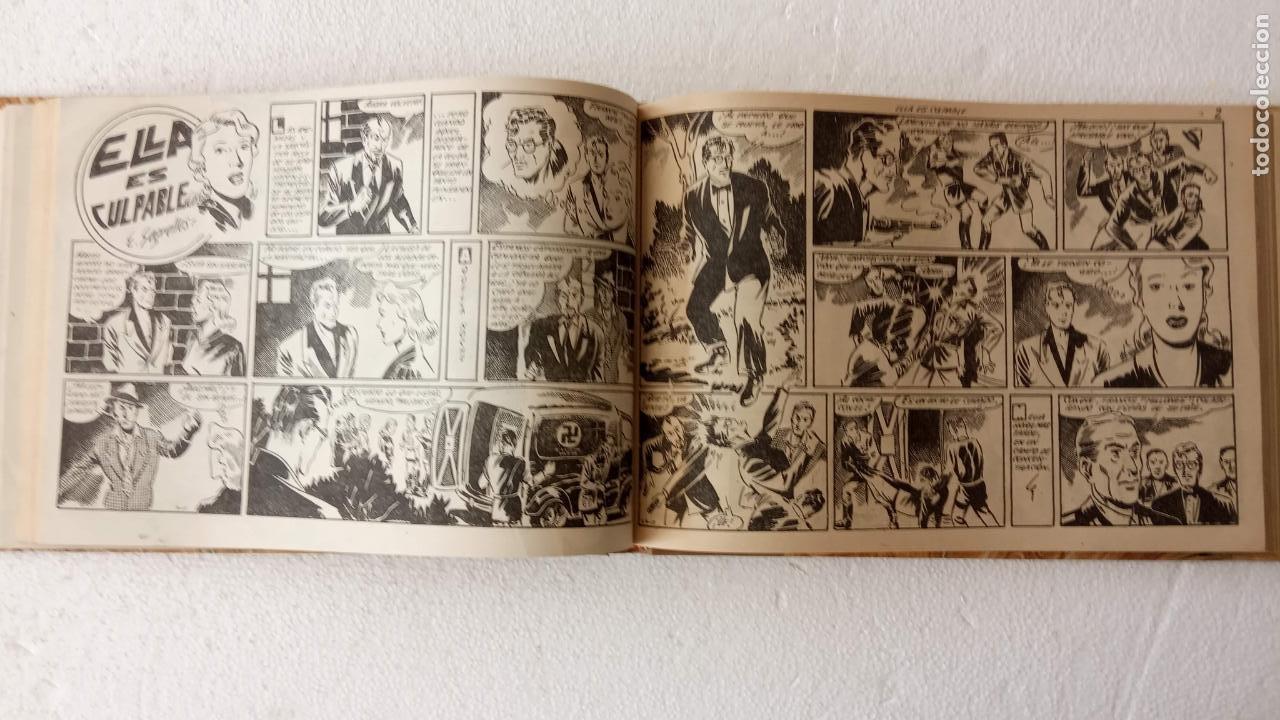Tebeos: EL ESPÍA ORIGINAL 1952 MAGA COMPLETA, POR JOSÉ ORTIZ, VICENTE RAMOS ETC. - Foto 49 - 233836050