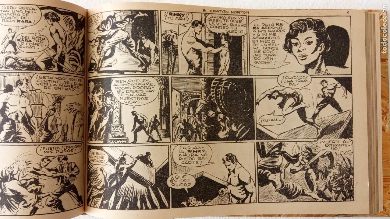 Tebeos: EL ESPÍA ORIGINAL 1952 MAGA COMPLETA, POR JOSÉ ORTIZ, VICENTE RAMOS ETC. - Foto 57 - 233836050