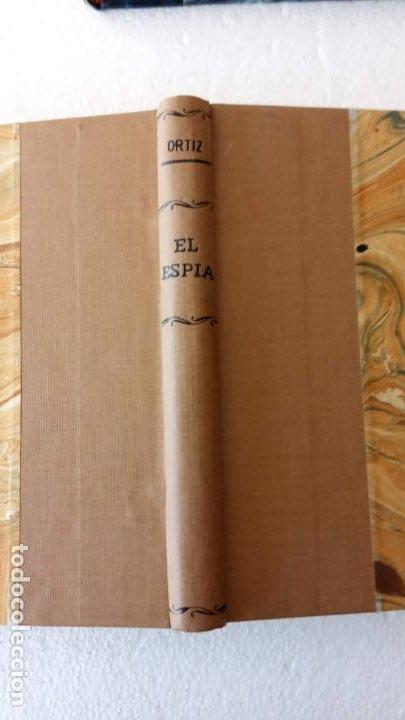 Tebeos: EL ESPÍA ORIGINAL 1952 MAGA COMPLETA, POR JOSÉ ORTIZ, VICENTE RAMOS ETC. - Foto 93 - 233836050