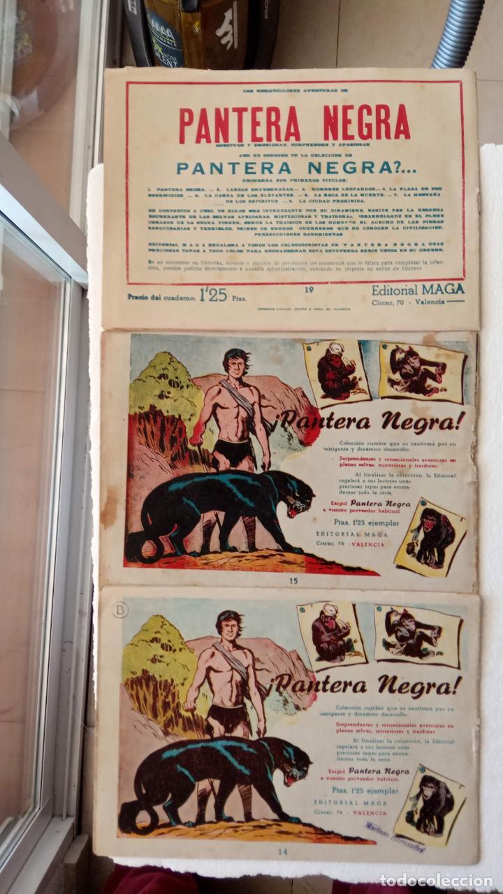 Tebeos: EL DEFENSOR DE LA CRUZ ORIGINAL - MAGA 1956 -32 NºS, 54,52,51,49,47,45, 33 A 40, 19 A 31, 15,14,6,5 - Foto 10 - 233984545