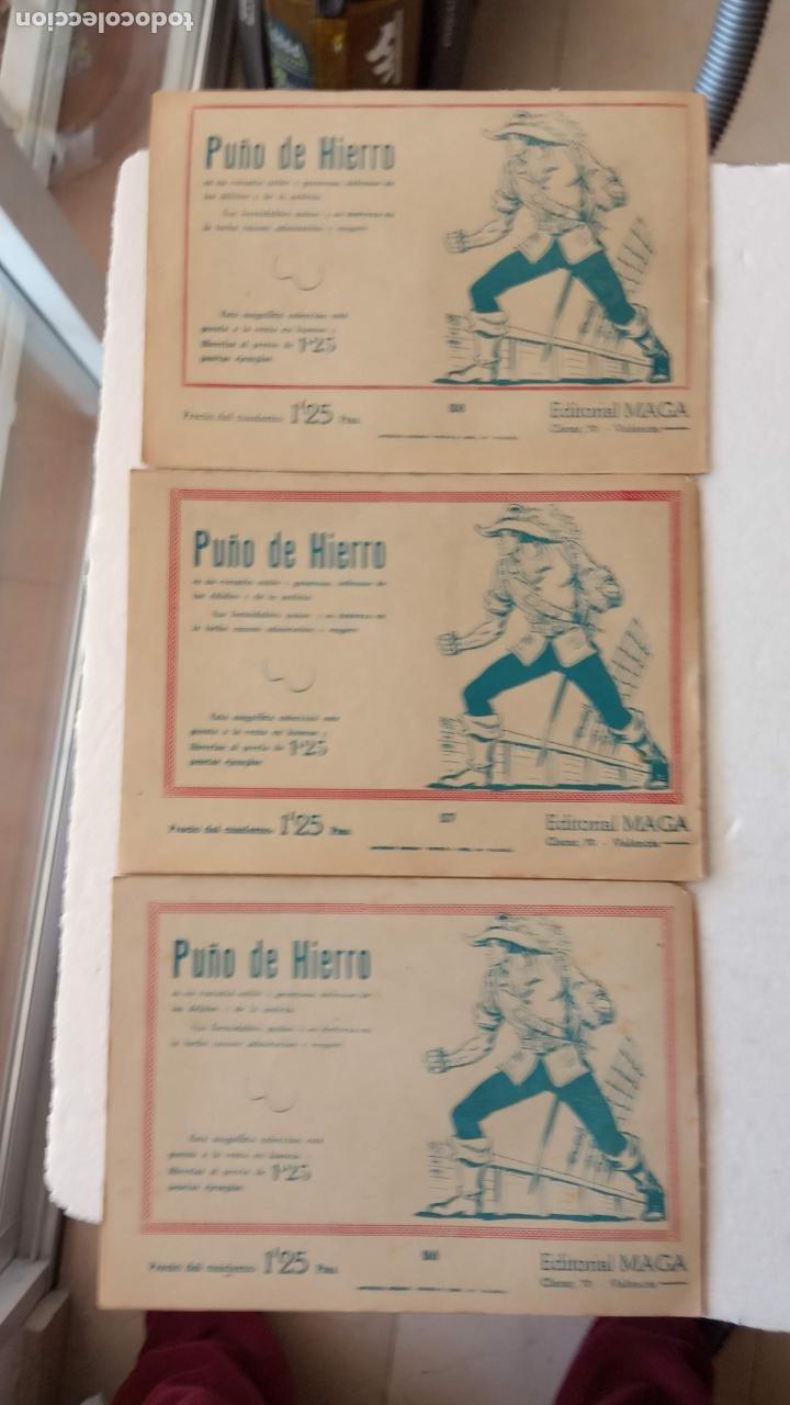 Tebeos: EL DEFENSOR DE LA CRUZ ORIGINAL - MAGA 1956 -32 NºS, 54,52,51,49,47,45, 33 A 40, 19 A 31, 15,14,6,5 - Foto 17 - 233984545