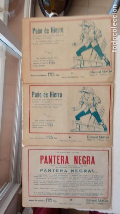 Tebeos: EL DEFENSOR DE LA CRUZ ORIGINAL - MAGA 1956 -32 NºS, 54,52,51,49,47,45, 33 A 40, 19 A 31, 15,14,6,5 - Foto 19 - 233984545