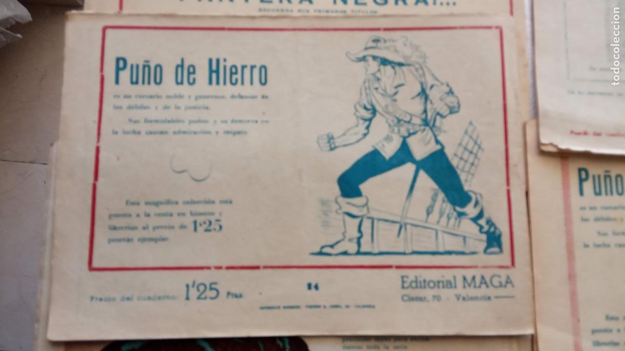 Tebeos: EL DEFENSOR DE LA CRUZ ORIGINAL - MAGA 1956 -32 NºS, 54,52,51,49,47,45, 33 A 40, 19 A 31, 15,14,6,5 - Foto 32 - 233984545