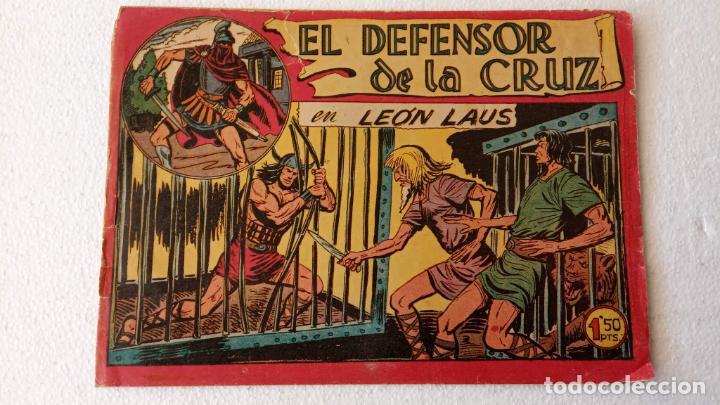 Tebeos: EL DEFENSOR DE LA CRUZ ORIGINAL - MAGA 1956 -32 NºS, 54,52,51,49,47,45, 33 A 40, 19 A 31, 15,14,6,5 - Foto 55 - 233984545