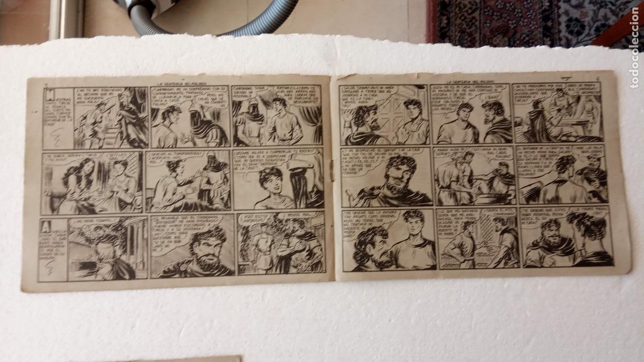 Tebeos: EL DEFENSOR DE LA CRUZ ORIGINAL - MAGA 1956 -32 NºS, 54,52,51,49,47,45, 33 A 40, 19 A 31, 15,14,6,5 - Foto 61 - 233984545