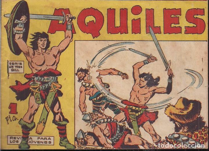 AQUILES Nº 1 (Tebeos y Comics - Maga - Otros)