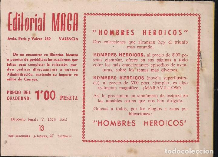 Tebeos: AQUILES Nº 13: LA GRUTA DE LOS HORRORES - Foto 2 - 234326340