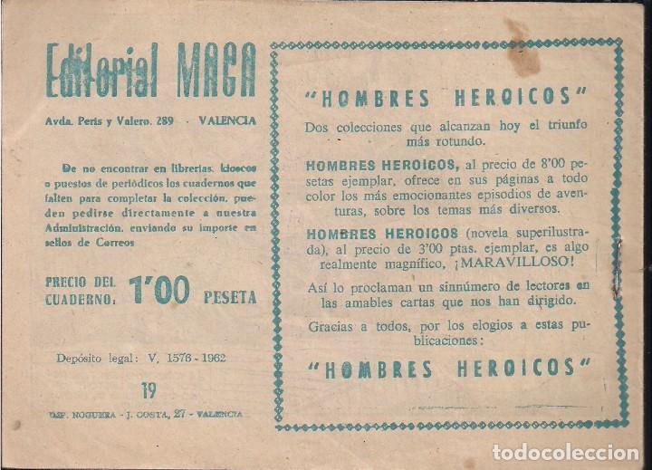 Tebeos: AQUILES Nº 19: ENCUENTRO CON EL ENEMIGO - Foto 2 - 234327185
