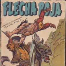 Tebeos: COMIC COLECCION FLECHA ROJA Nº 13 REVISTA. Lote 234437090
