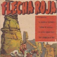 Tebeos: COMIC COLECCION FLECHA ROJA Nº 5 REVISTA. Lote 234437120