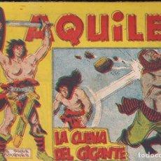 Tebeos: AQUILES Nº 31: LA CUEVA DEL GIGANTE. Lote 234507065