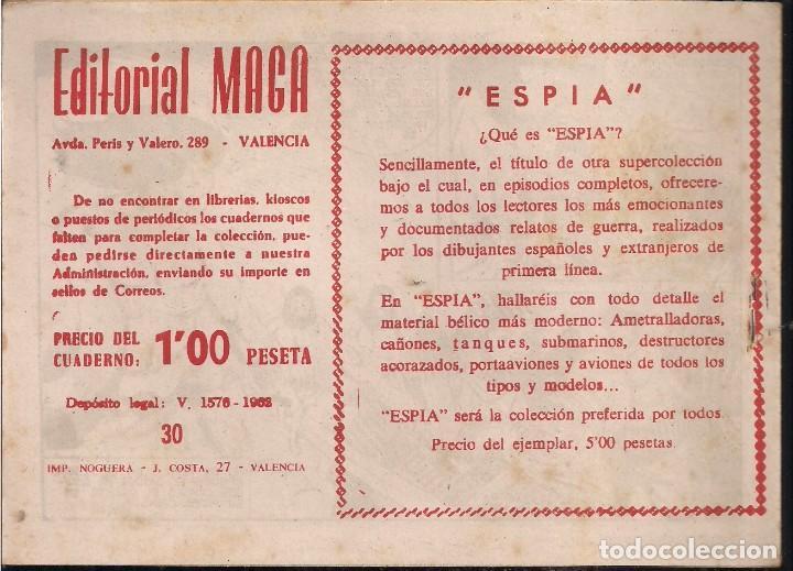 Tebeos: AQUILES Nº 31: LA CUEVA DEL GIGANTE - Foto 2 - 234507065