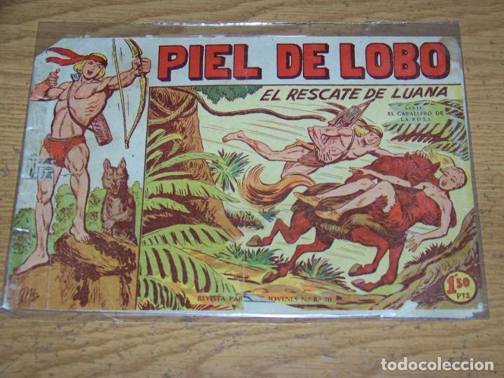 MAGA PIEL LOBO ORIGINAL 5 (Tebeos y Comics - Maga - Piel de Lobo)