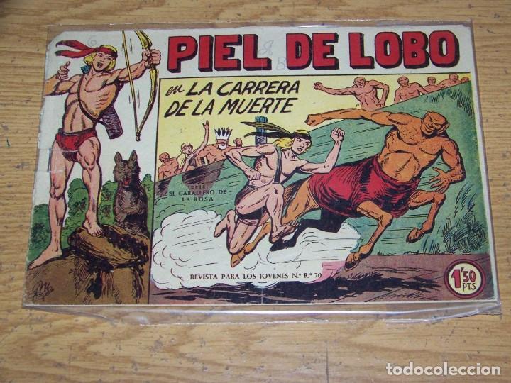 MAGA PIEL LOBO ORIGINAL 6 (Tebeos y Comics - Maga - Piel de Lobo)