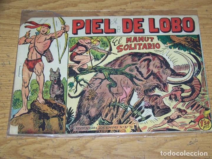 MAGA PIEL LOBO ORIGINAL 11 (Tebeos y Comics - Maga - Piel de Lobo)