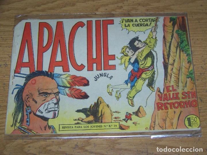 MAGA APACHE 43 (Tebeos y Comics - Maga - Apache)