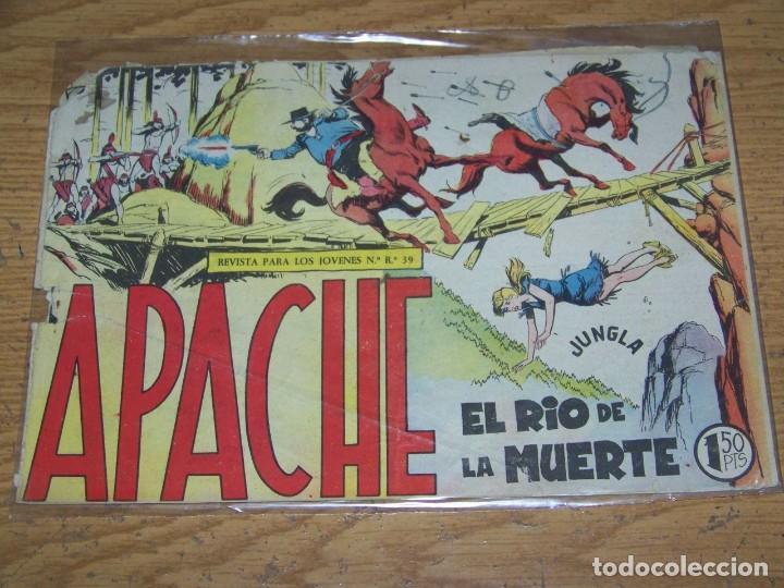 MAGA APACHE 42 (Tebeos y Comics - Maga - Apache)
