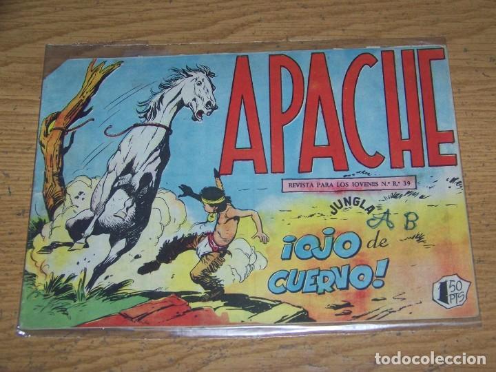 MAGA APACHE 39 (Tebeos y Comics - Maga - Apache)