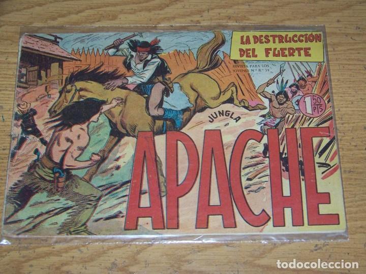 MAGA APACHE 11 (Tebeos y Comics - Maga - Apache)