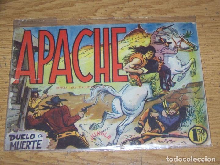 MAGA APACHE 5 (Tebeos y Comics - Maga - Apache)