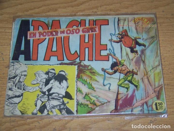 MAGA APACHE 3 (Tebeos y Comics - Maga - Apache)