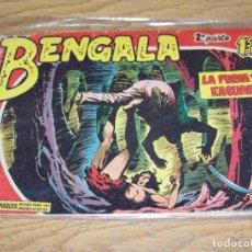 Tebeos: MAGA BENGALA ORIGINAL II SERIE 16. Lote 234857255