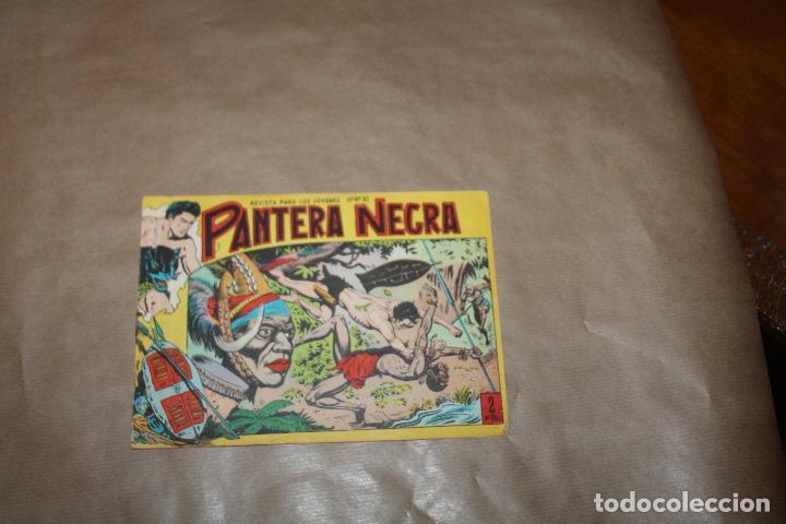 PANTERA NEGRA Nº 1, 2 PTS, EDITORIAL MAGA (Tebeos y Comics - Maga - Pantera Negra)