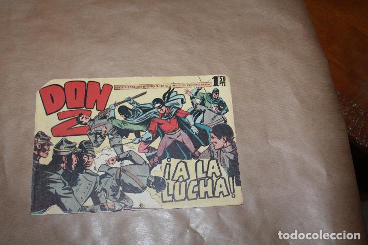 DON Z Nº 14, EDITORIAL MAGA (Tebeos y Comics - Maga - Don Z)