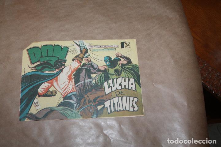 DON Z Nº 23, EDITORIAL MAGA (Tebeos y Comics - Maga - Don Z)